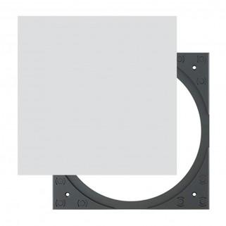 Квадратный гриль Sonance SQ ADAPTER PS-C63 WHITE