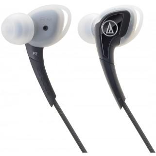 Наушники Audio-Technica ATH-SPORT2BK