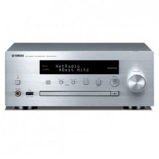 Hi-Fi система Yamaha MCR-N570 Piano Silver