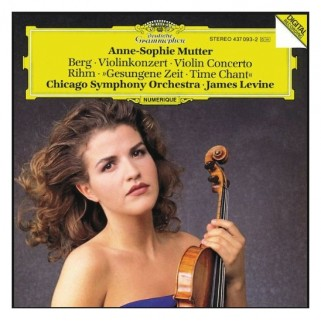 Anne-Sophie Mutter - Berg: Violin Concerto
