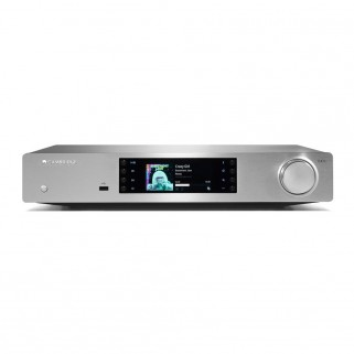 Сетевой проигрыватель Cambridge audio CXN  Silver