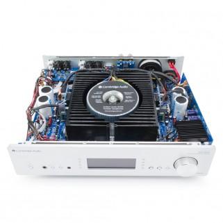 Интегральный усилитель Cambridge audio Azur 851A  Silver