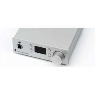 Предварительный усилитель Pro-Ject Pre Box S 2 Silver