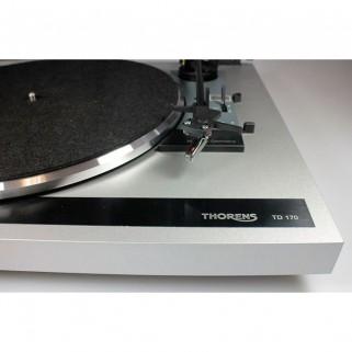 Проигрыватель пластинок Thorens TD 170-1 Silver