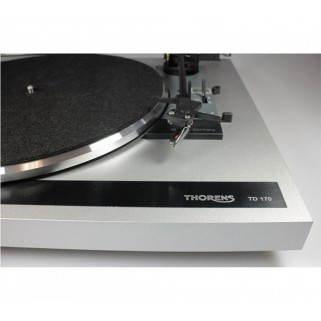 Проигрыватель пластинок Thorens TD-170 EV Silver