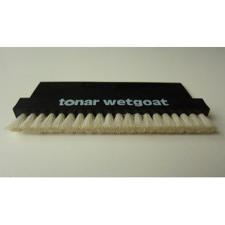 Щётка для очистки виниловых пластинок Tonar Natural Goat Hair Wet Brush