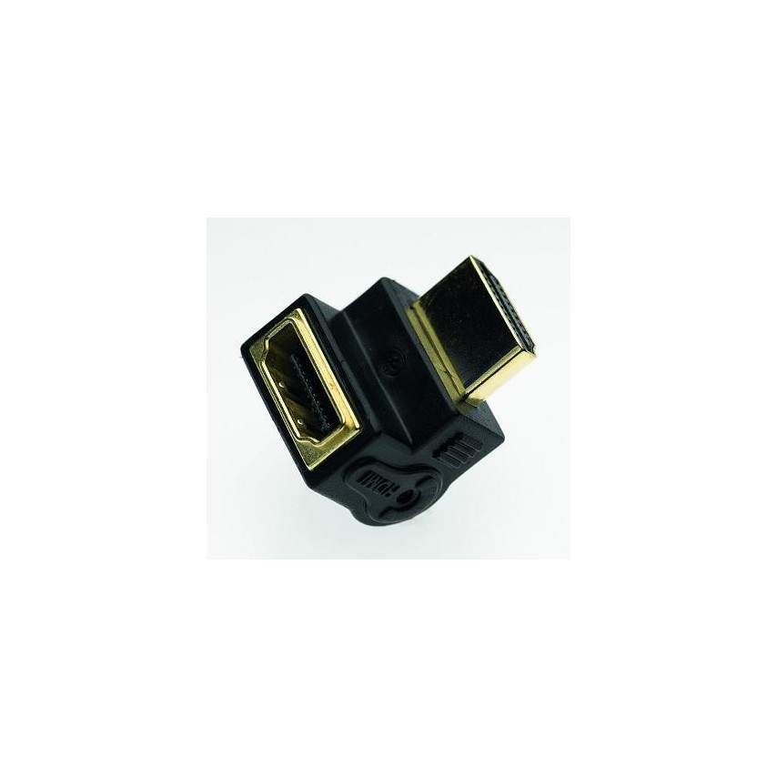 Silent Wire HDMI Angle Jack L Form1