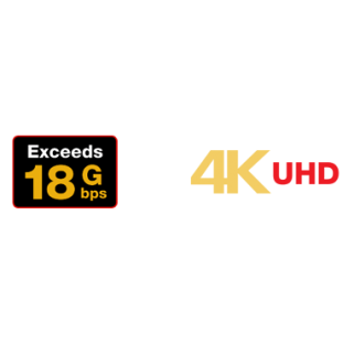 Кабель Audioquest HDMI Chocolate 1.5 м.
