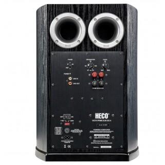 Сабвуфер Heco Prime Sub 252 A Black