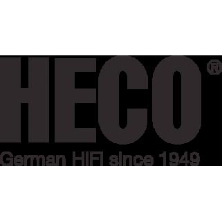 Heco Music Style Sub 25 A  Black/Espresso.