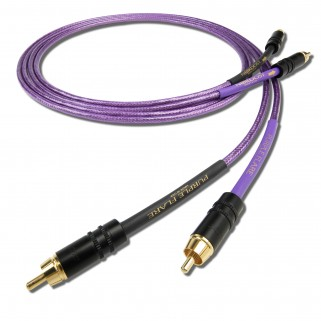 Межблочный кабель Nordost Purple Flare (RCA-RCA) 1m