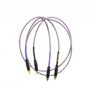 Межблочный кабель Nordost Purple Flare (RCA-RCA) 3 m