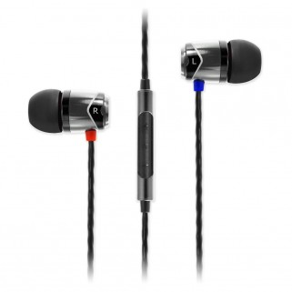 Наушники SoundMagic E10 Gun Black