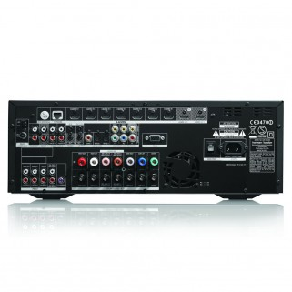 AV Ресивер Harman/Kardon AVR 370 Black