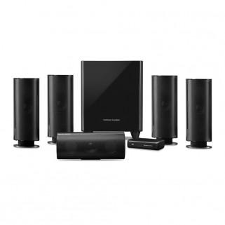 Комплект акустики Harman/Kardon HKTS 16 WQ Black