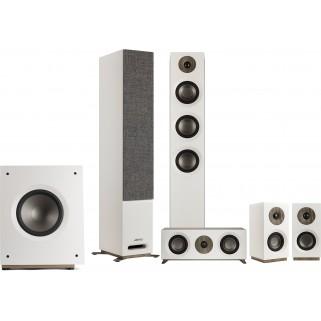 Комплект акустики  5.1. Jamo S809HCS/S810 White
