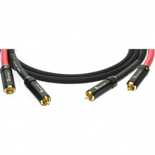 Silent Wire NF 5 Cinch Audio Cable RCA	0.6