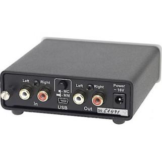 Фонокорректор Pro-Ject Phono Box II USB