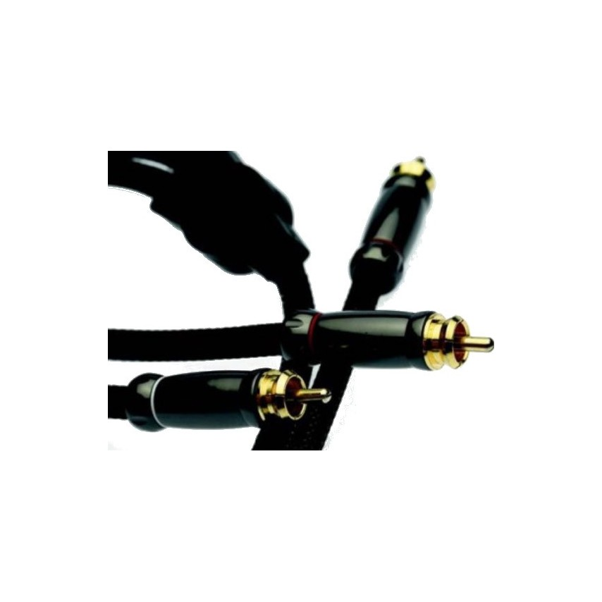 Silent Wire Serie 4 mk2 Subwoofercable2