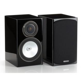 Полочная акустика Monitor Audio Silver Series 50 Black Gloss