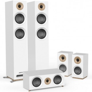 Комплект акустики Jamo S 807 HCS White