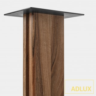 Стойки Adlux BASE SS-1 Walnut