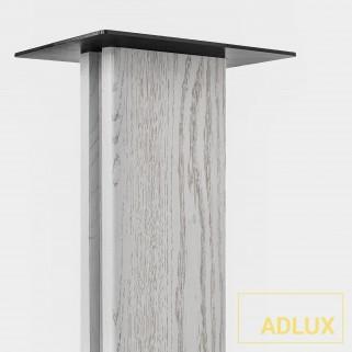 Стойки Adlux BASE SS-1 Walnut