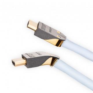 HDMI кабель Supra Cables HDMI-HDMI HD A/V 1.5M