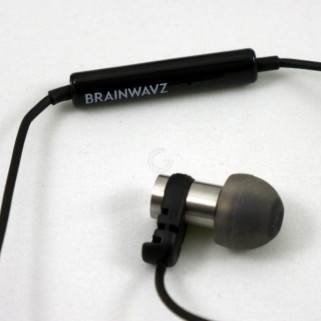 Наушники BRAINWAVZ OMEGA Black