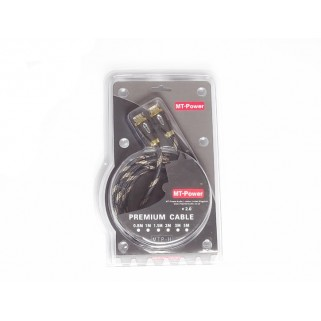 Кабель HDMI MT-Power HDMI  2.0  Platinum 1 M.