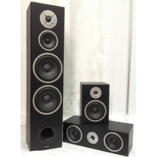 Комплект акустики  MT-Power Performanc XL Black