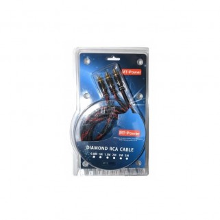 Межблочный кабель MT-Power Platinum RCA 2 Met