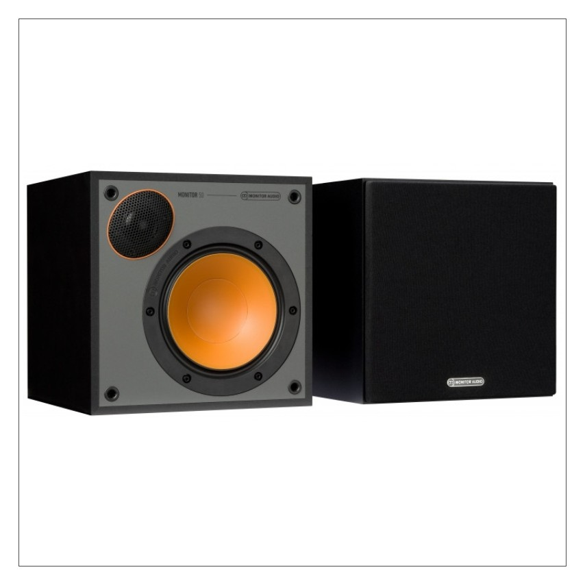 Полочная акустика Monitor Audio Monitor 50 Black