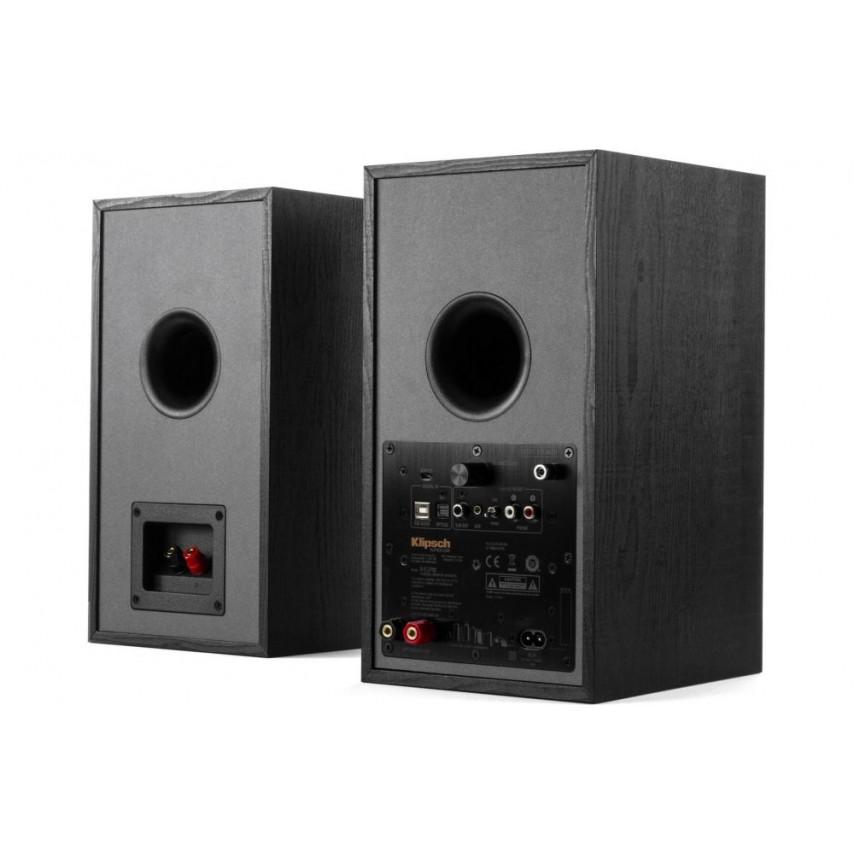 Активная акустика Klipsch Reference R-15PM Powered Speakers Black